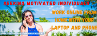 Seeking creative high-achieving  sales professionals-Work from Home