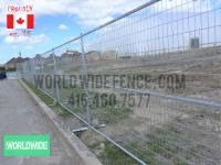 6x10 FENCE PANELS - Temporary Fencing Construction Job Site Fast on free online classifieds in Canada
