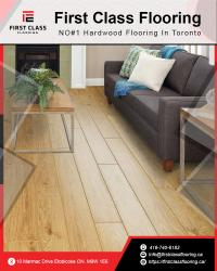 Purchase Attractive & Durable Hardwood Flooring from Toronto Based Retailers