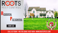 Roots Pest Control | Residential Pest Control