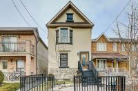 Stunning recently built 3+1 bedroom house at Dufferin and Dupont on houses for sale in Canada