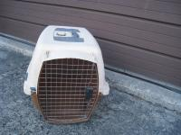 Used Petmate Pet Taxi Pet Carrier Kennel