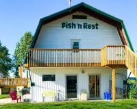 Fish and Rest - Newly Built COTTAGE RESORT & BOAT RENTAL