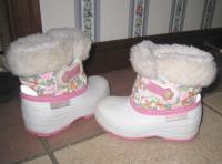 Used Girls Winter/Spring Boots, Size 7, Arctic Tracks, good cond on free classified ads canada