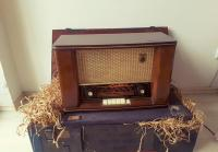 Antique Vintage Radio | Philips Jupiter 54 | MID7WW528