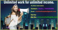 Part Time Work At Home Online Data Entry Copy Paste Jobs