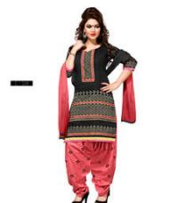 Designer Dress materials with best offers at Mirraw