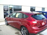 2014 FORD FOCUS HATCHBACK AUTOMATIC 74000ks