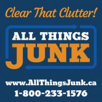 Junk Removal -- All Things Junk -- We Do All The Work!! on job sites in canada