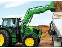 New John Deere H380 Loader On Online Ads Canada