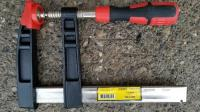 CHTOOLS F-Bar Clamp 80mmX120mm Reg$13 Sale $6.49 on now toronto classifieds