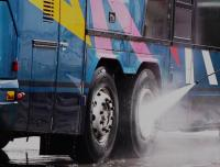 Get Bus Wash Service in Toronto area by SM Autocare Shop