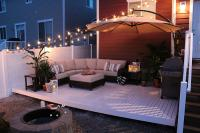 Classy Outdoor Deck Ideas in Toronto - Royal Innovation