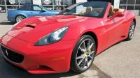 2010 Ferrari California On Post Classified Ads in Canada