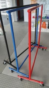 ROLLING RACK, CLOTHING RACK FOR SALE!!!! on classifieds site canada
