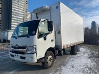 2013 Hino 195 16FT Reefer Truck on online ads Canada