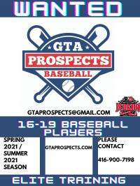 Looking for baseball players born between May 2001 to 2004 for this summer.