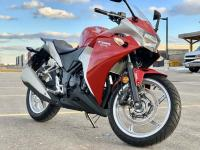2012 HONDA CBR 250 R ABS on free online classified ads in Canada.